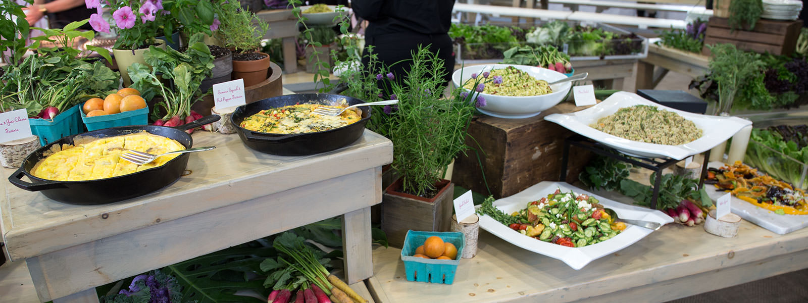 Farm To Table Brunch Onthemarc Events